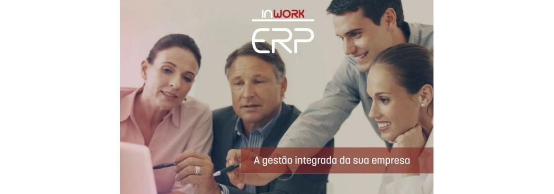 inWork ERP Software de Gestão